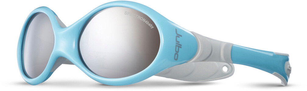 Julbo Looping I Spectron 4 Sunglasses Baby 0-18M Blue/Gray-Gray Flash Silver 2018 Sonnenbrillen hgzK5b
